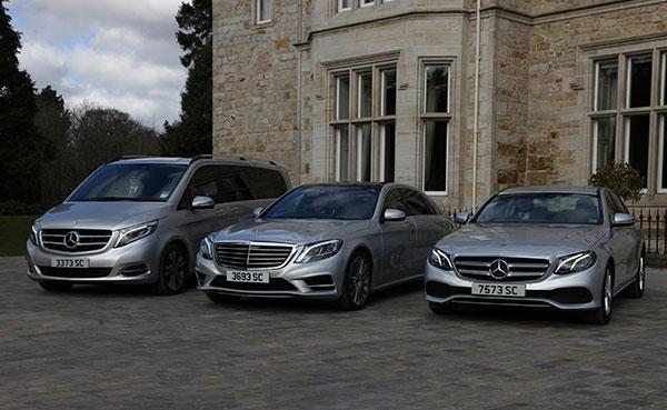 chauffeur fleet